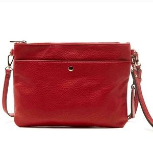 SOLE SOCIETY Wristlet/Crossbody Bag
